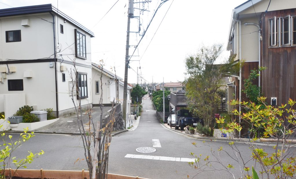 A image of 鵠沼藤が谷3丁目 売地