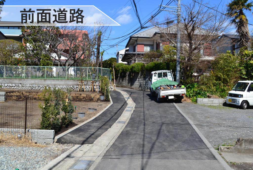 A image of 雪ノ下4丁目 売地