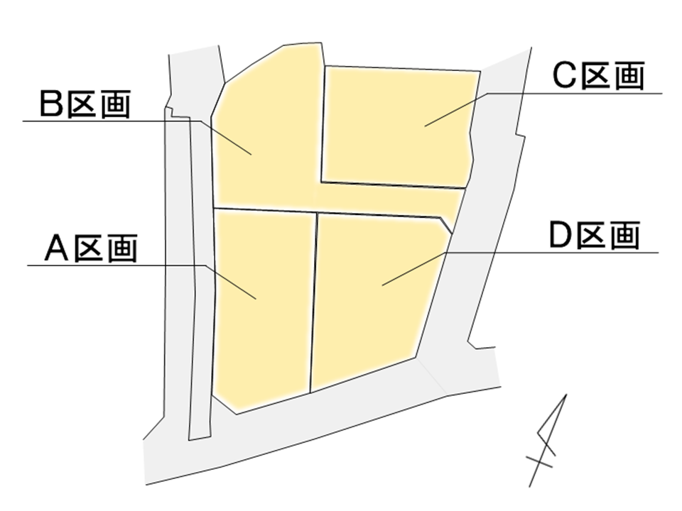 A image of 扇ガ谷2丁目 売地