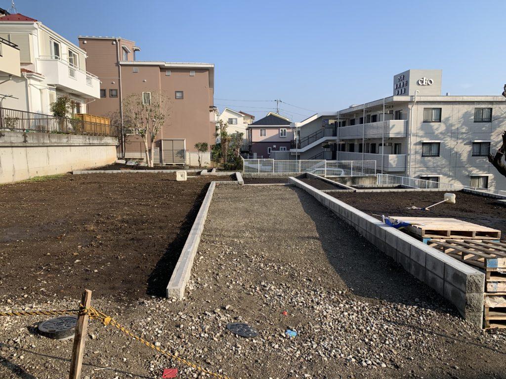 A image of 白旗3丁目 売地